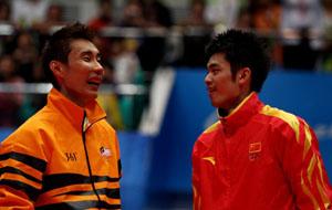 Lee Chong Wei đã đối đầu Lin Dan đến 36 lần