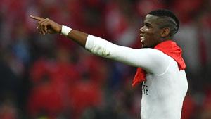 Paul Pogba là cầu thủ chơi nổi bật nhất của ĐT Pháp trong trận hòa Thụy Sĩ. (Ảnh: Goal)