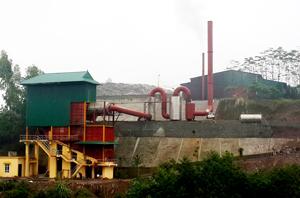 Chi nhánh Công ty Hoàng Long đầu tư 10 tỷ đồng xây dựng thêm lò đốt xử lý rác ở thị trấn Lương Sơn (Lương Sơn).