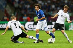 Đức sẽ tái ngộ Italia ở tứ kết Euro 2016