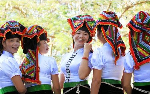 Thai ethnic people