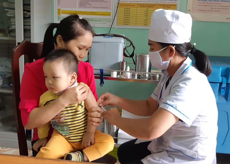 Huyện Kim Bôi: Công tác bảo vệ, chăm sóc, giáo dục trẻ em - kết quả
