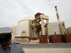 Nhà máy điện hạt nhân đầu tiên của Iran tại thành phố Bushehr