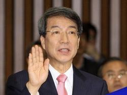 Thủ tướng Hàn Quốc Chung Un-Chan