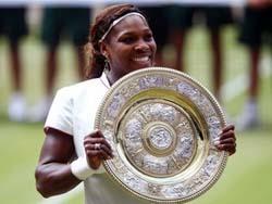 Serena đã có cho mình danh hiệu Grand Slam thứ 13