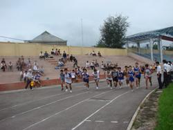 Tại Đại hội TD-TT toàn quốc môn điền kinh được giao nhiệm vụ phấn đấu đạt 2 - 3 đẳng cấp VĐV cấp I quốc gia