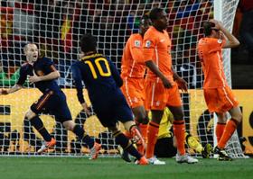 TBN và Hà Lan chiếm hai vị trí đầu trên BXH FIFA