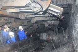 Cơ giới hoá đồng bộ trong khai thác ở công ty than Vàng Danh