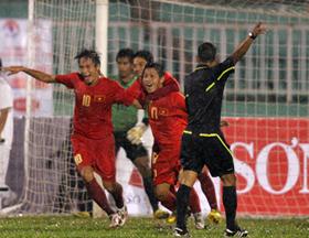 U19 Việt Nam khởi đầu giải Đông Nam Á khá ấn tượng