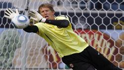 Van der Sar là một trong số ít các thủ môn xuất sắc mà M.U có được