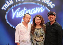 Giám khảo Vietnam Idol 2010 khẳng định: