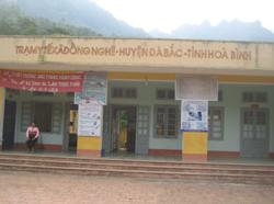 Cán bộ Trạm y tế xã không ngừng học tập, nâng cao chuyên môn nghiệp vụ, đảm bảo việc khám chữa bệnh cho nhân dân