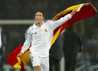Raul đã có được tất cả các danh hiệu cùng Real Madrid
