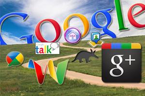 Trước khi Google+ ra đời, Google đã trải qua 7 năm gian nan trong công cuộc chinh phục người dùng mạng xã hội.