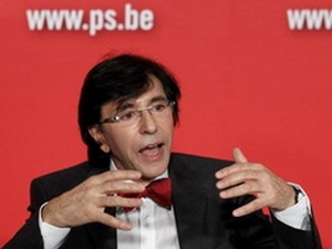 Chủ tịch đảng Xã hội Elio Di Rupo. (Nguồn: Reuters)