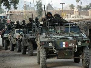 Binh sỹ Pháp tại Afghanistan. (Nguồn: AFP/TTXVN).