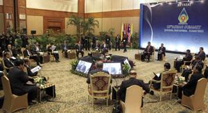 ASEAN quyết tâm có được COC, nhất là trong tình hình hiện nay - Ảnh: AFP