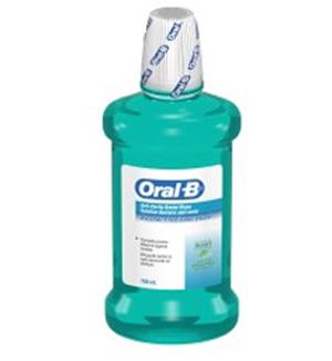 Loại nước súc miệng Oral-B bị thu hồi tại Canada.