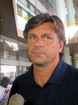 Trong tình thế bị đối thủ mạnh dẫn 3 bàn trắng, Goetz nói tuyển VN chưa hết hy vọng.