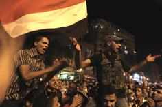 Ai Cập lại chìm ngập trong các cuộc biểu tình