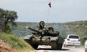 Đây là diễn biến diễn ra sau khi Thổ Nhĩ Kỳ triển khai một loạt tên lửa, súng phòng không và nhiều loại vũ khí khác ở biên giới với Syria.