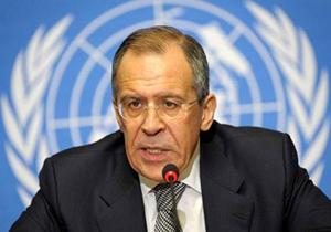 Ngoại trưởng Nga Sergei Lavrov. Ảnh: HRG.