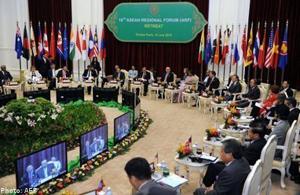 Hội nghị ASEAN tại Phnom Penh.