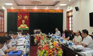 Thảo luận các nội dung của Kỳ họp