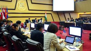 Toàn thể phiên họp JCC ASEAN-Ấn Độ