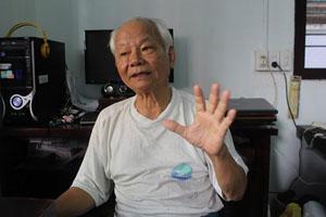 PGS.TSKH Nguyễn Tác An