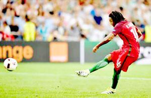 Cầu thủ trẻ Renato Sanches được kỳ vọng của Bồ Đào Nha