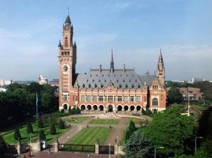 Trụ sở Tòa Trọng tài quốc tế tại Hà Lan