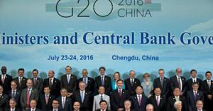 Hội nghị G20 tại Thành Đô, Trung Quốc diễn ra trong hai ngày 23-24/07/2016.