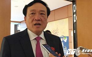 Ông Nguyễn Hòa Bình trao đổi thêm với báo chí về vụ án 2 thanh niên bị xử tù vì trộm bánh mỳ ở TP.HCM