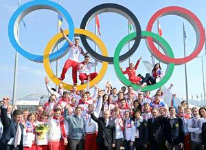 Đoàn thể thao Nga tham dự Olympic 2016