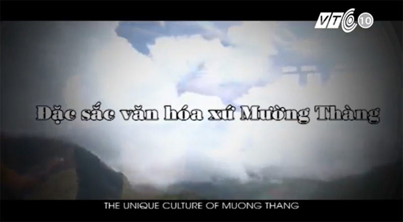 The Unique culture of Muong Thang
