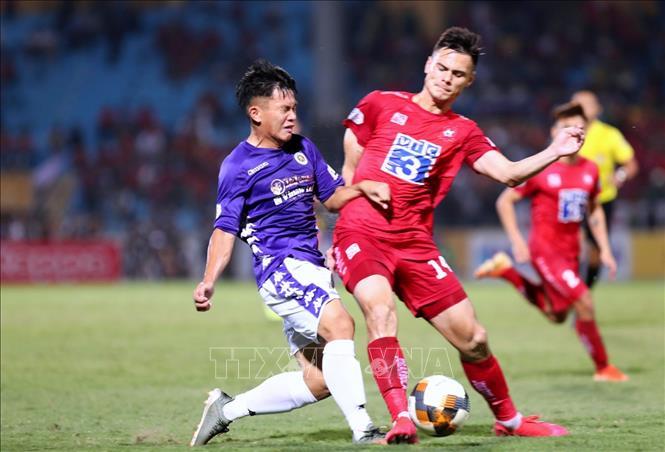 V League 2020 Hấp Dẫn Va Kịch Tinh ở Tốp Cuối Bảng Xếp Hạng