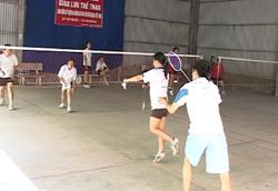 Phong trào thể dục - thể thao huyện Lương Sơn luôn đứng trong tốp đầu của tỉnh