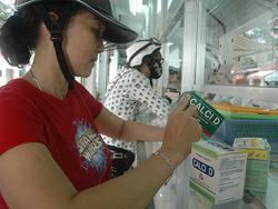 Calcium đóng hộp rất dễ mua ở các nhà thuốc tại TPHCM