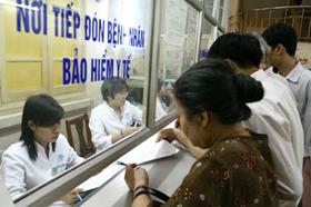 BHYT góp phần trong công tác chăm sóc sức khoẻ cho nhân dân.