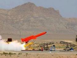 Vụ thử máy bay ném bom không người lái mang tên Karar.