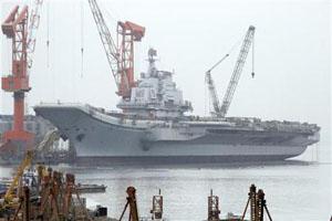 Theo các nhà quan sát, Trung Quốc đã công khai kế hoạch đóng tàu sân bay và chắc sẽ không chỉ là một chiếc.