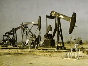 Giàn khoan dầu ở Venezuela