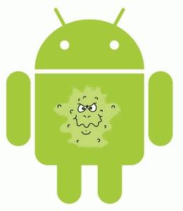 Xuất hiện ngày càng nhiều những loại virus trên Android.