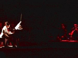 Nghệ sỹ piano Phó An My. (Nguồn: Ban tổ chức)