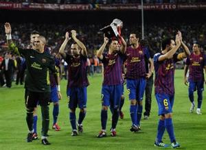 Barcelona giành Siêu Cup TBN với chiến thắng chung cuộc 5-4