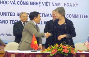 Đại diện Việt Nam – Hoa Kỳ tại phiên họp lần thứ 7 về hợp tác khoa học - công nghệ Việt Nam – Hoa Kỳ
