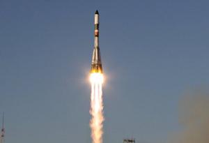 Tên lửa đẩy Soyuz cùng tàu Progress M-12M được phóng vào 17h09 hôm 23/8 theo giờ địa phương.