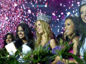 Top 5 người đẹp nhất cuộc thi Hoa hậu Siêu quốc gia