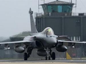 Máy bay liên quân được sử dụng để tấn công Libya